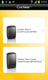 Cochlear Baha Support - screenshot thumbnail