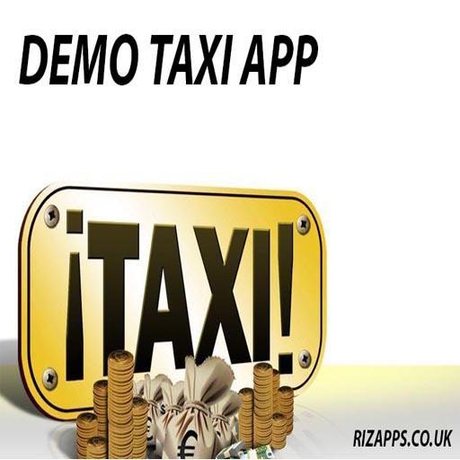 Taxi Demo App by RizApps