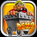 MineCart Adventures: Demo icon