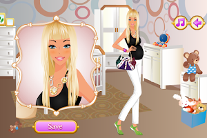 Screenshot of Mommy To Be Pampering Salon