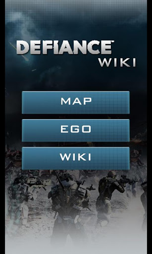Wiki for Defiance Game