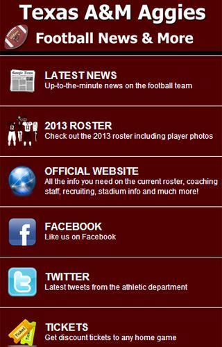 Texas A M Football News
