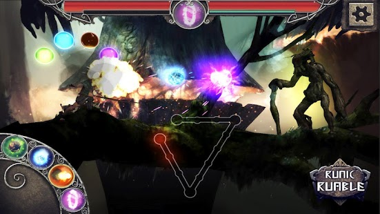 Runic Rumble- screenshot thumbnail