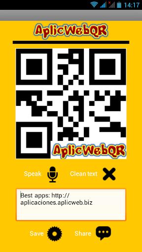 AplicWebQR