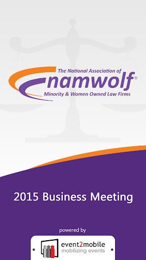 NAMWOLF 2015