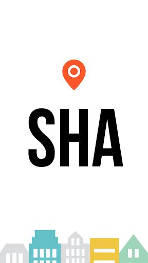 上海 シティガイド 地図 アトラクション レストラン