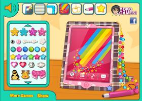 Screenshot of Dress My Ipad