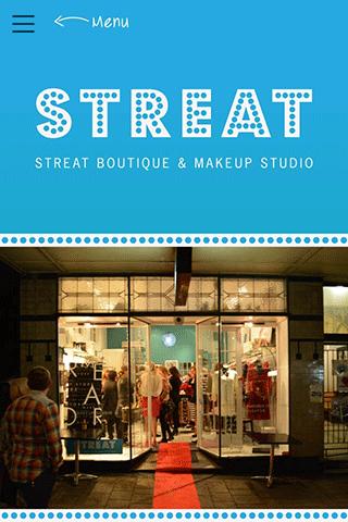 Streat Boutique Makeup Studio