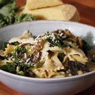 Speck, Porcini and Pine Nut Pasta Recipe