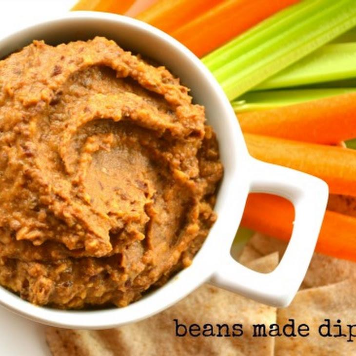 Spicy Red Kidney Bean Dip