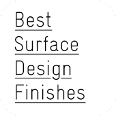 Best Surface Design Finishes