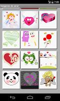 Screenshot of Imágenes de amor para WhatsApp