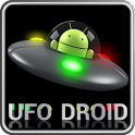 UFO Droid Live Battery Widget icon
