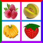 Kids EZ Fruits ABC icon