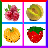 Kids EZ Fruits ABC