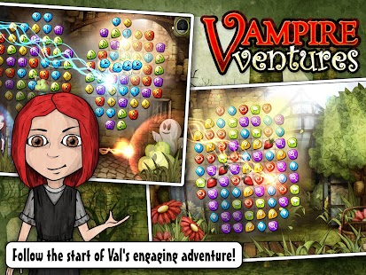 Vampire Ventures Lite- screenshot thumbnail
