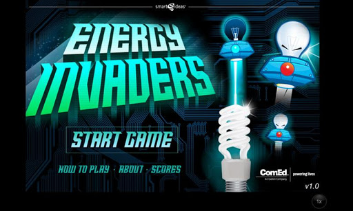 Smart Ideas Energy Invaders
