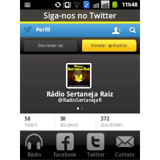 【免費音樂App】Rádio Sertaneja Raiz-APP點子