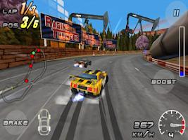 Screenshot of Raging Thunder 2
