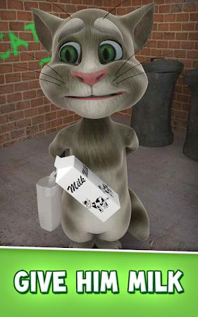 Talking Tom Cat 2.7 screenshot 30001