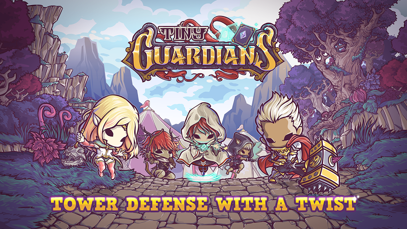 Tiny Guardians v1.1.7 + (Mod)