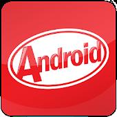 Kitkat 4.4 CM10 Theme