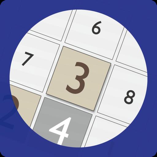 Sudoku Blue! 棋類遊戲 App LOGO-硬是要APP