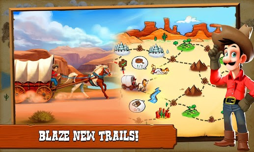 Westbound Adventure City Town Screenshot 21