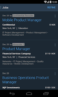 Job Search by TheLadders- screenshot thumbnail