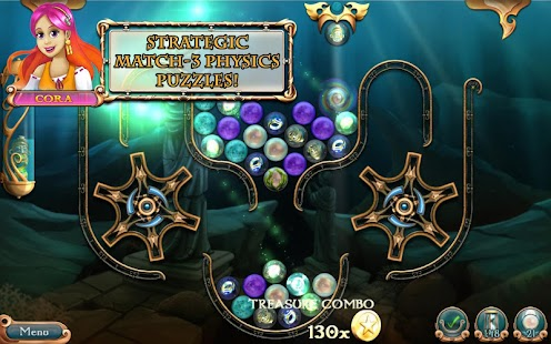 League of Mermaids: Match-3 - screenshot thumbnail