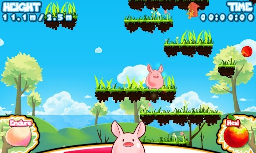 Dash up! : Jumping pig - screenshot thumbnail