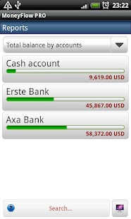 MoneyFlow Expense Manager- screenshot thumbnail