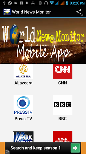 World News Monitor