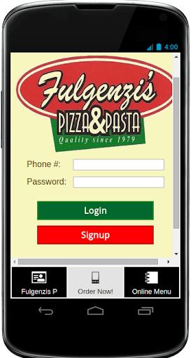 Fulgenzi's Pizza Pasta