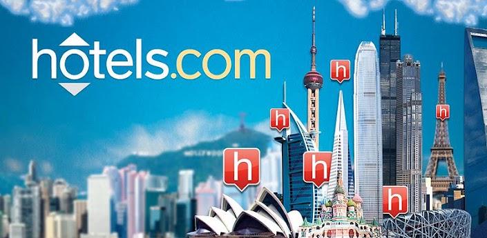 Hotels.com - 140.000 + hotel