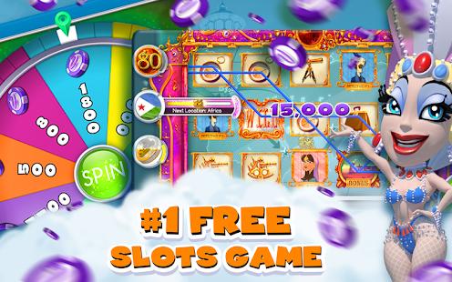 myVEGAS Slots Free Casino