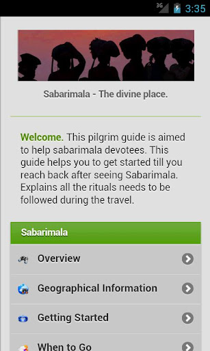 Sabarimala-Pilgrim Guide