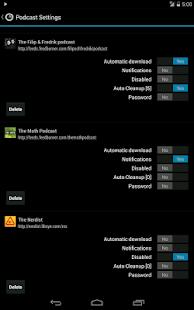 Podkicker Pro - screenshot thumbnail