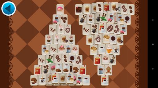 咖啡麻将牌阵