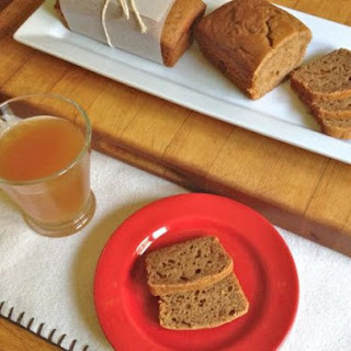 Gluten-Free Apple Cider Bread