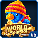 World Spin Slot 3D icon