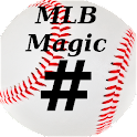 MLB Magic Number Widget logo