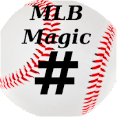 MLB Magic Number Widget