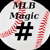 MLB Magic Number Widget