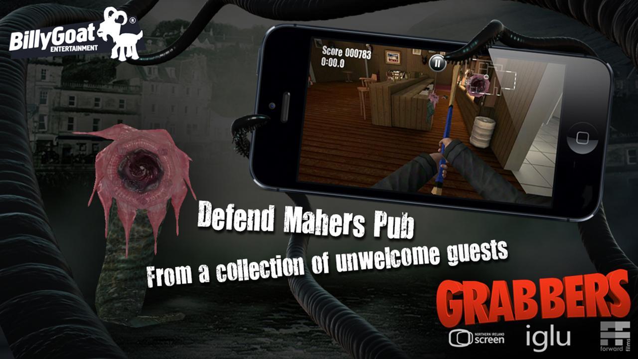 Grabbers - screenshot