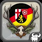 Jagdschein Rheinland-Pfalz icon