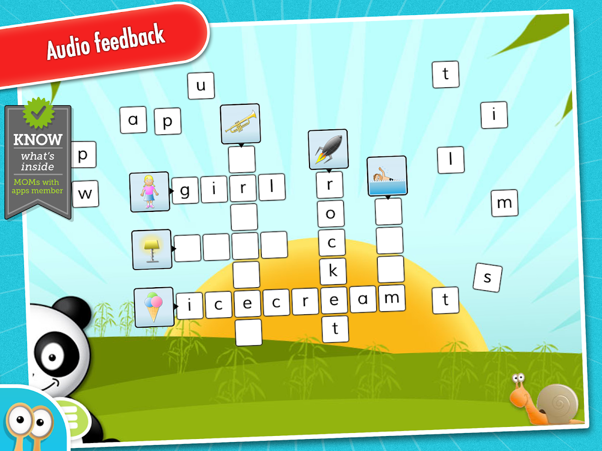 Happi Spells Crossword Puzzles- screenshot