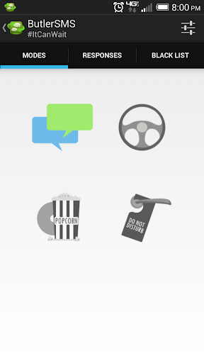 ButlerSMS Auto SMS Response