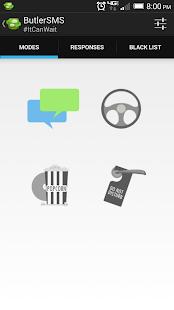 ButlerSMS Auto SMS Response - screenshot thumbnail