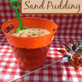 Sand Pudding.